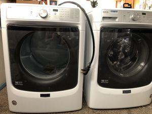 Maytag front loading washer & dryer for Sale in North Platte, NE