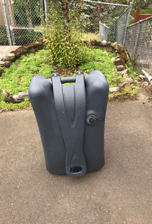RV portable holding tank 18 gallon vg cond for Sale in Portland, OR