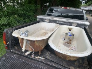 Old tubs for Sale in Baton Rouge, LA