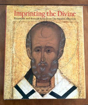 Imprinting the Divine : Byzantine and Russian Icons for Sale in Harrisburg, PA