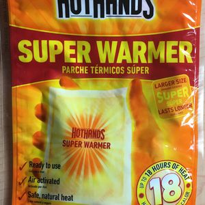 Super Warmer Last 18 Hours 👈 4 for Sale in Tracy, CA