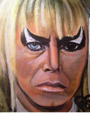 David Bowie Jareth for Sale for sale  Bradenton, FL