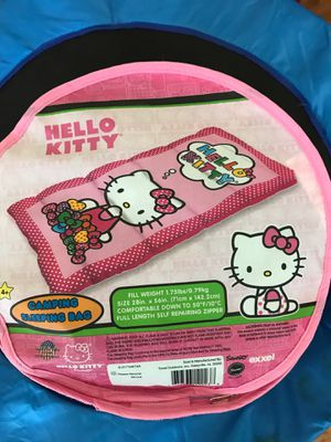 Hello kitty sleeping bags NEW for Sale in San Diego, CA
