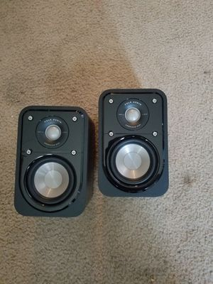 Polk audio speakers for Sale in Woodbridge, VA
