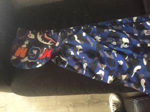 Blue camo bape jacket for Sale in Sandy, UT