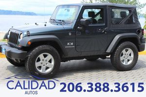 2008 Jeep Wrangler for Sale in Burien, WA