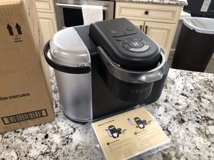 Keurig K Cafe coffee, latte, and cappuccino maker for Sale in Wayne, NJ