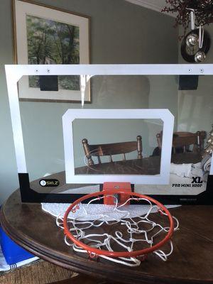 SKLZ XL Over the Door Pro Mini Hoop for Sale in Bethany, CT