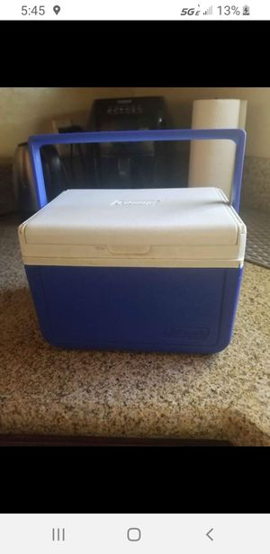 Coleman Cooler for Sale in Rancho Cucamonga, CA