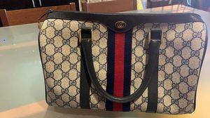 Authentic Gucci Vintage GG Plus Boston Bag for Sale in Anaheim, CA