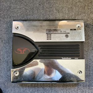 Rockford Fosgate Punch P2002 Power Amplifier For Speakers 600 Max Power 4 Channel 200 Watt for Sale in San Juan Capistrano, CA
