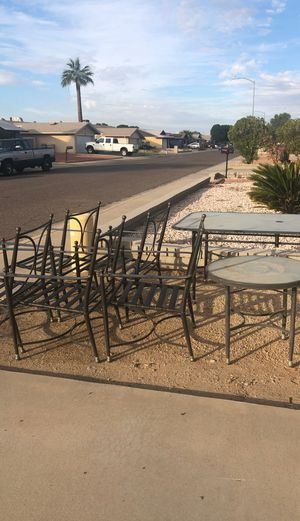 Patio set for Sale in Peoria, AZ
