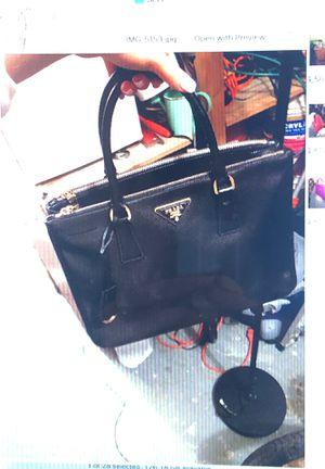 Prada Black Saffiano Bag for Sale in Philadelphia, PA