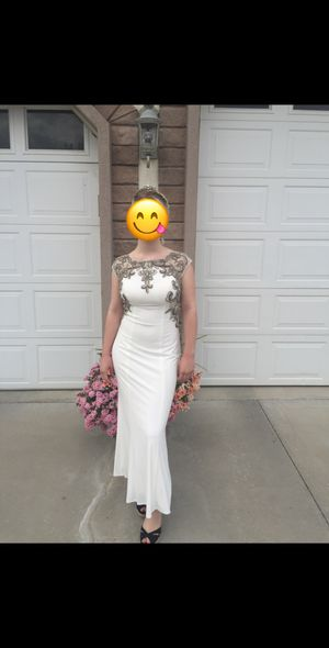 GORGEOUS PROM FORMAL DRESS size small for Sale in Bingham Canyon, UT