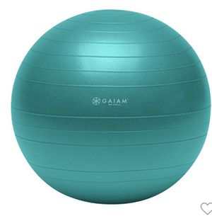 Large 65cm balance kit - big balance ball & pump - great condition -46237 southport pickup for Sale in Indianapolis, IN