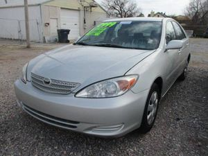 2004 Toyota Camry XLE for Sale in Oklahoma City, OK