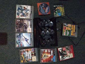 Ps3 controllers an games for Sale in Bridgeport, CT