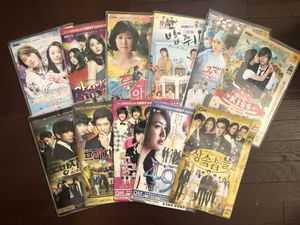 Miscellaneous Asian DVDs for Sale in Montebello, CA