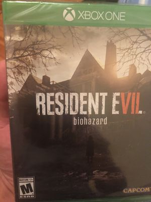 Resident Evil Biohazard for Xbox One for Sale in Washington, DC