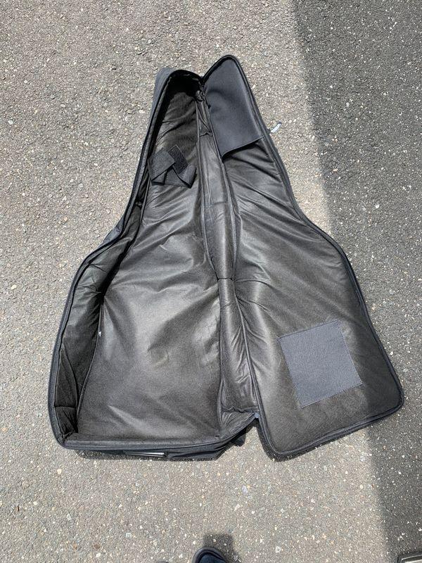 Wings Padded Nylon Guitar Bag