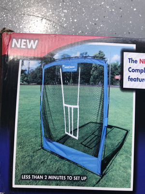 Baseball / Softball Complete Practice Travel Net Screen for Sale in Tampa, FL