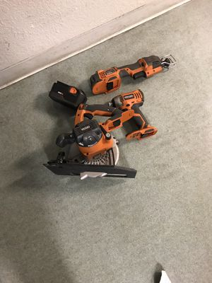 18 volts power tools for Sale in Millbrae, CA