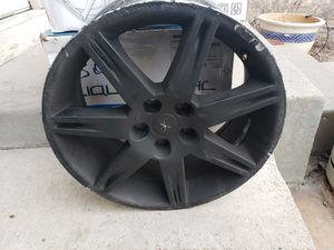 """Full set of like new 18"""" Mitsubishi eclipse rims for Sale in Westminster, CO"""