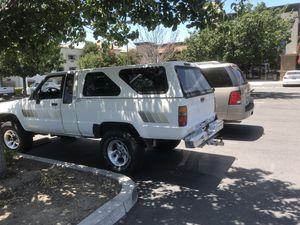Toyota camper shell for Sale in Santa Ana, CA