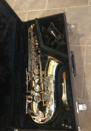 Alto Saxophone (Yamaha) for Sale in Sandy Springs, GA