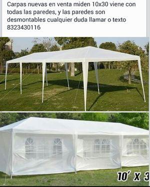 En venta carpas nuevas. For sale New tents for Sale in Houston, TX