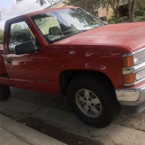 1995 Chevy Stepside for Sale in Hollister, CA