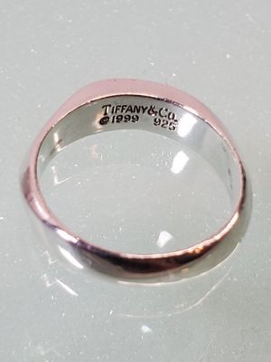 Tiffany&Co ring 925 size 7.5 for Sale in Las Vegas, NV