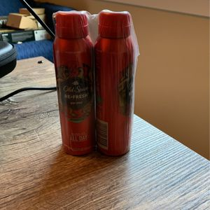 Old Spice BearGlove Body spray. 2 Pack for Sale in Tacoma, WA