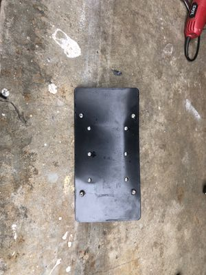 Fairlead winch license plate mount for Sale in Tacoma, WA