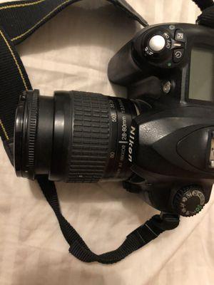 Nikon d50 camera for Sale in Oceanside, CA