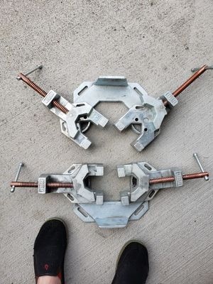 Bessie multi angle welders clamp for Sale in Kent, WA