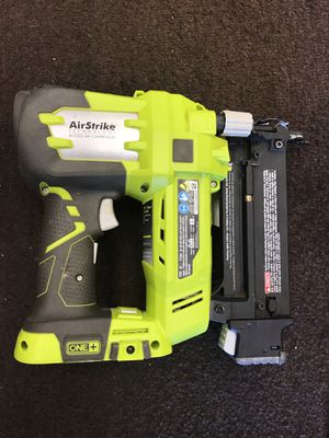 Ryobi air compression Nailgun for Sale in Pompano Beach, FL