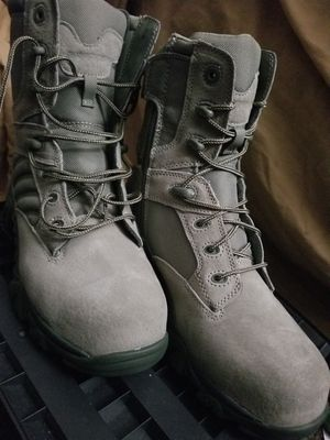 bates 8'inch composite toe work boots for Sale in Henderson, NV