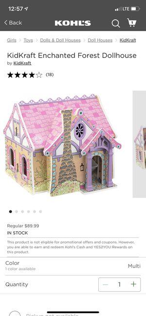 Kidkraft dollhouse for Sale in Spring, TX
