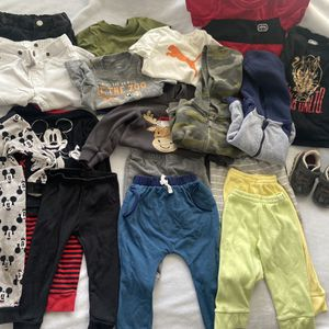 Baby Boy Clothes Size 9M 12M 18M for Sale in Lynwood, CA