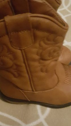 Baby Boots Size 5 for Sale in Los Angeles,  CA