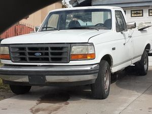 1996 ford f 150 for sale or trade for Chevy truck for Sale in DEVORE HGHTS, CA