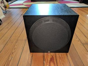 Yamaha powered subwoofer 45w for Sale in St. Louis, MO