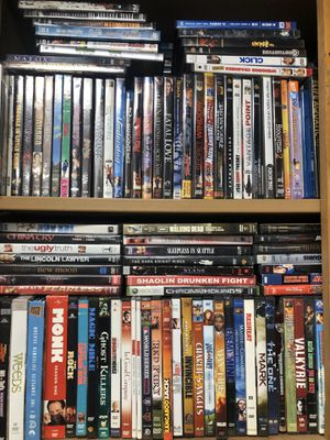 DVDs for Sale in Clovis, CA