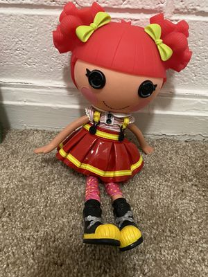 """LaLaLoopsy Ember Flicker Flame Full Size 12"""" Doll for Sale in Newport News, VA"""