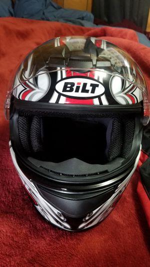 Bilt motorcycle helmet size medium BLH3 for Sale in Lincolnia, VA