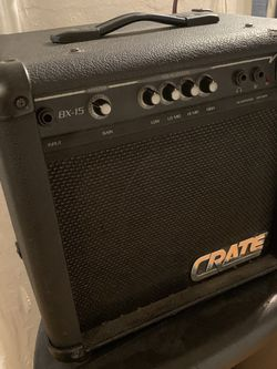 Amp For Guitar, Keyboard, Etc for Sale in Los Angeles,  CA