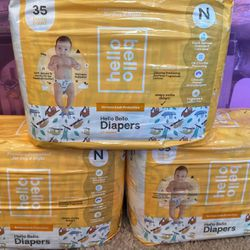 Hello Bello Newborn Diapers X 3 for Sale in Port Richey,  FL