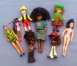 8 dolls for Sale in La Vergne, TN