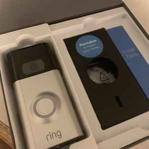 Ring Door Bell 2 for Sale in Garden Grove, CA